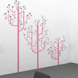 Bubbly Tree Wall Decal