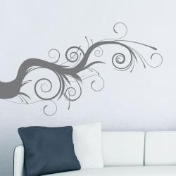 Whimsical Tree Branch Wall Decal